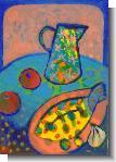 Still Life with Yellow Fish