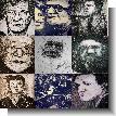 Portraits of Actor Richard Harris