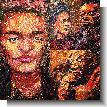 Frida Kahlo and Diego Rivera by Artist Thomas Delohery