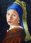 Scarlet Johannsen girl perl