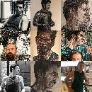 Portraits of Actor Julian Maroun