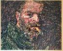 Living with PTSD. Self Portrait by Thomas Delohery