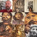 Portraits of Che Guevara