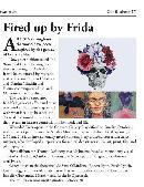 Press for Frida Kahlo show